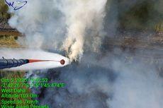 10 Helikopter Water Bombing Beroperasi Tiap Hari untuk Padamkan Karhutla di Kalsel