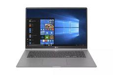 LG Perkenalkan Laptop 17 Inci Teringan di Dunia