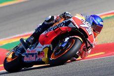 MotoGP Teruel 2020 - Start ke-10, Alex Marquez Sadar Diri Tak Bisa Rebut Podium
