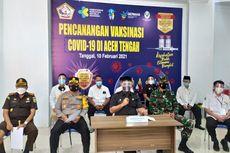 Bupati Aceh Tengah Batal Disuntik Vaksin, Ini Alasannya