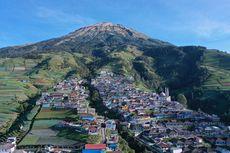 Usai Diwarnai 1.361 Liter Cat, Begini Panorama Baru Nepal Van Java