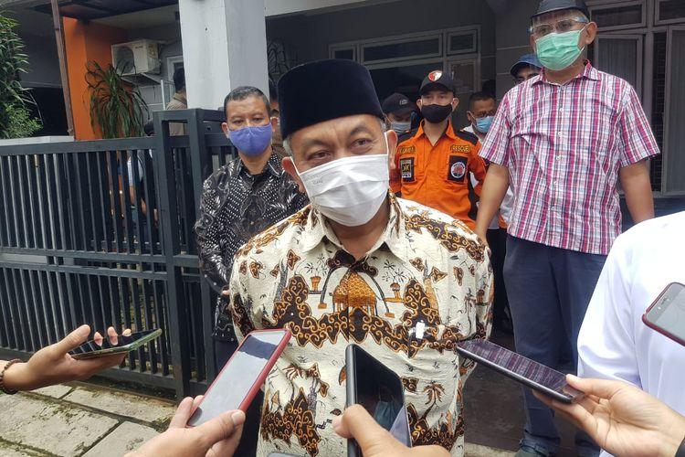 Presiden PKS Ahmad Syaikhu