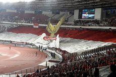 Timnas U23 Indonesia Vs Vietnam, Bendera Merah Putih Akan Dibentangkan