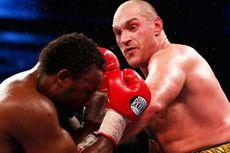 Tyson Fury Segera Hadapi Klitschko
