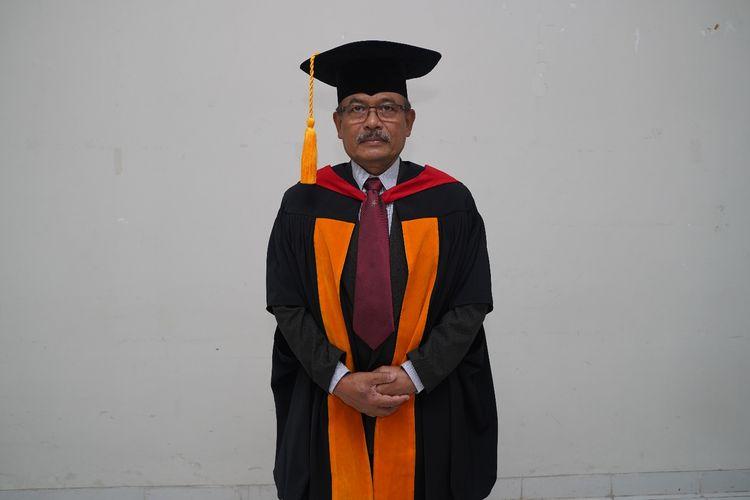 Guru Besar Ilmu Komunikasi Pendidikan Universitas Pendidikan Indonesia (UPI) Prof. Dr. Edi Suryadi, M.Si.