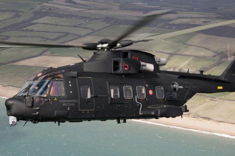 Ilustrasi Helikopter AgustaWestland 101