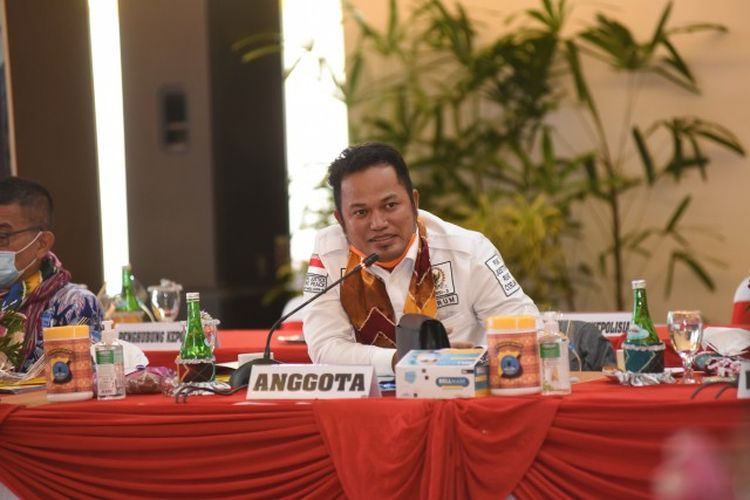 Anggota Komisi III DPR RI Rudy Mas?ud.