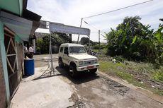 Cegah Corona, Warga Dusun di Bantul Buat Gapura Disinfektan yang Menyemprot Otomatis