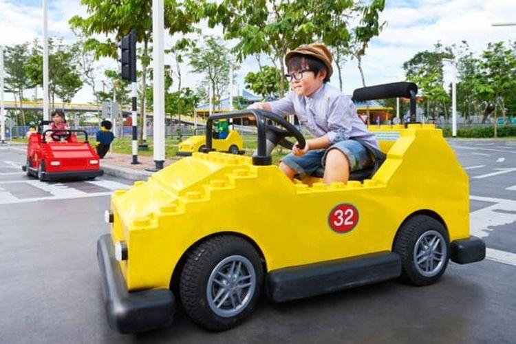 Sekolah mengemudi di Legoland Malaysia