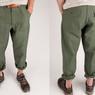Tampil Kekinian dengan Olive Pants yang Tengah Tren