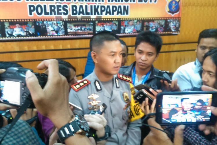 Kapolres Balikpapan, AKBP Wiwin Fitra