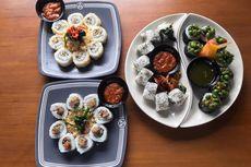 Unik, Ada Sushi Leunca hingga Sushi Oncom, Mau Coba?