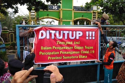 Video Viral Pesta Kolam Renang Saat Pandemi, Hairos Water Park Deli Serdang Ditutup