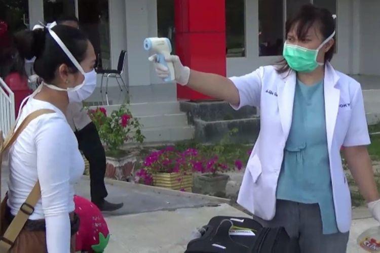 Polewali Siapkan Sangksi Covid Hingga Rp 100 Ribu Bagi Pelanggar Protokol Kesehatan