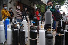 BPKN: Tabung Oksigen Medis Perlu Memenuhi Standar Ketentuan yang Ada