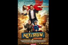 Sinopsis Hit & Run, Film Laga Komedi Joe Taslim dan Chandra Liow