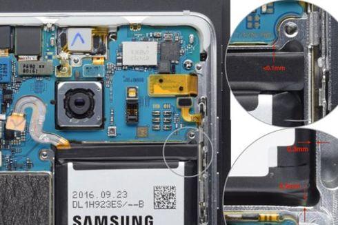 Samsung Resmi Umumkan Penyebab Galaxy Note 7 Mudah Terbakar