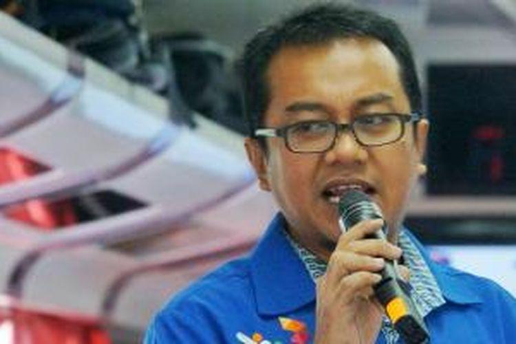 Head of Strategic Partnership Development XL Axiata, Alvin Aslam