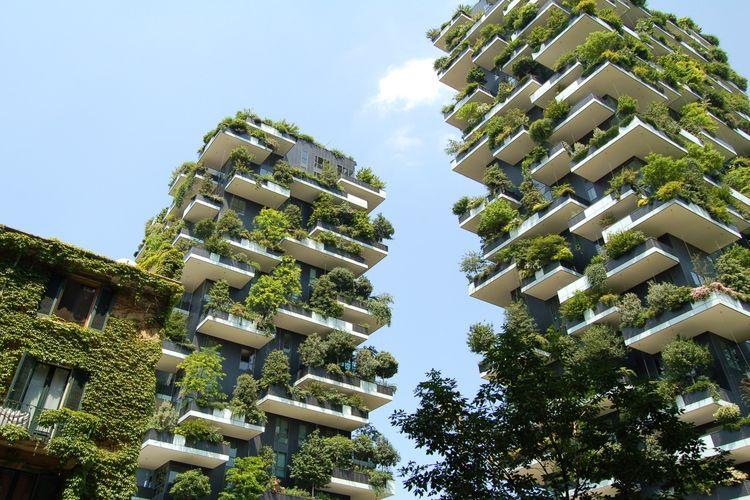 Mulai Investasi Green Buildings
