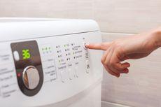 Anda Mencuci Baju Menggunakan Mesin? Waspadai Bakteri Ini