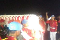 Setelah Upacara Militer di Lanud Halim, Jenazah Ani Yudhoyono Dibawa ke Cikeas