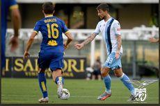 Hasil Verona Vs Lazio, Immobile Hattrick dalam Pesta Elang Ibu Kota