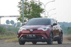 Catatan Konsumsi BBM Toyota C-HR Hybrid, Setara Mobil Murah
