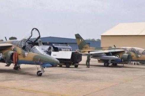 MSF: 2 Bom dari Jet Tempur Nigeria Renggut 90 Nyawa Pengungsi