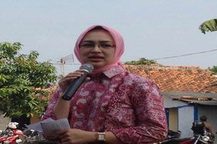 Wali Kota Tangerang Selatan Airin Rachmi Diany