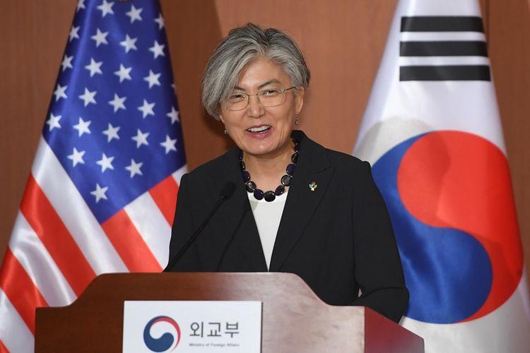 Menteri Luar Negeri Korsel, Kang Kyung-wha.