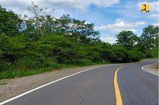 2019, Pemerintah Gunakan Aspal Karet untuk 93,66 Kilometer Jalan