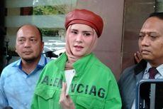 Vicky Prasetyo Tersangka, Angel Lelga: Saya Sebenarnya Sudah Ikhlas, Tapi...