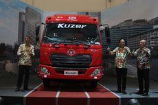 UD Trucks Kuzer Mulai Dijual Bulan Ini
