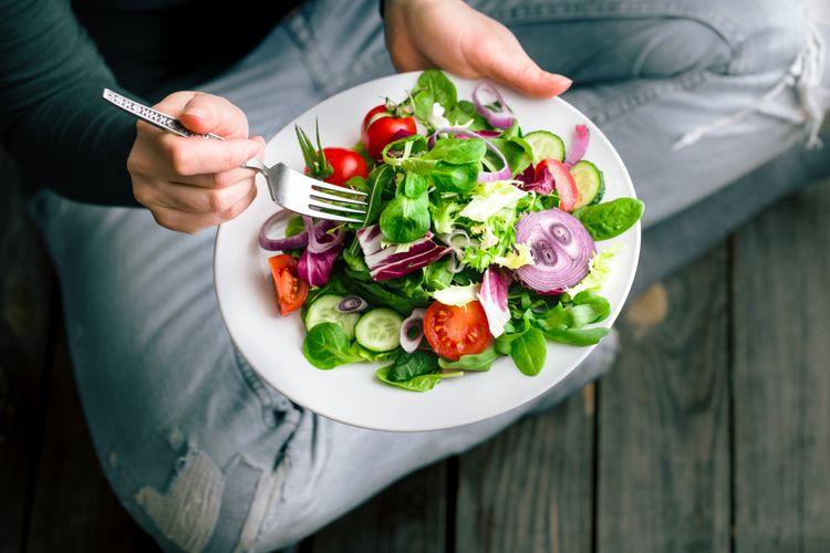 Ingin Langsing Simak 10 Cara Diet Aman Dengan Hasil Cepat Halaman