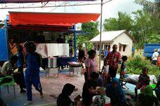 14 Bayi Menjadi Korban Banjir di Kabupaten Bangka Belitung