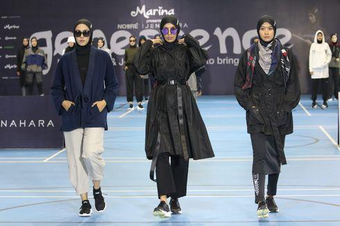 Pakaian Olahraga yang Modis untuk Perempuan Berhijab