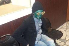 Pencuri Ini Cat Wajahnya dengan Warna Hijau untuk Kelabui Polisi