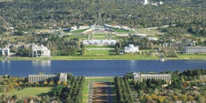 Kota Canberra, Australia