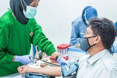 Sempat Menipis, Stok Darah dan Plasma Konvalesen di Kota Bekasi Kembali Aman