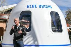 Tiket Wisata Luar Angkasa Bersama Bos Amazon Jeff Bezos Terjual Rp 398 Miliar