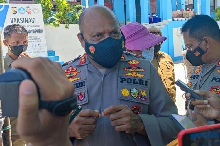 Kapolda <a href='https://manado.tribunnews.com/tag/papua' title='Papua'>Papua</a>, Irjen Mathius D Fakhiri