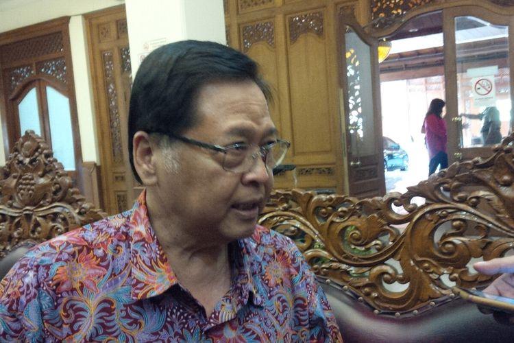 CEO PMI Solo Sumartono Hadinoto.