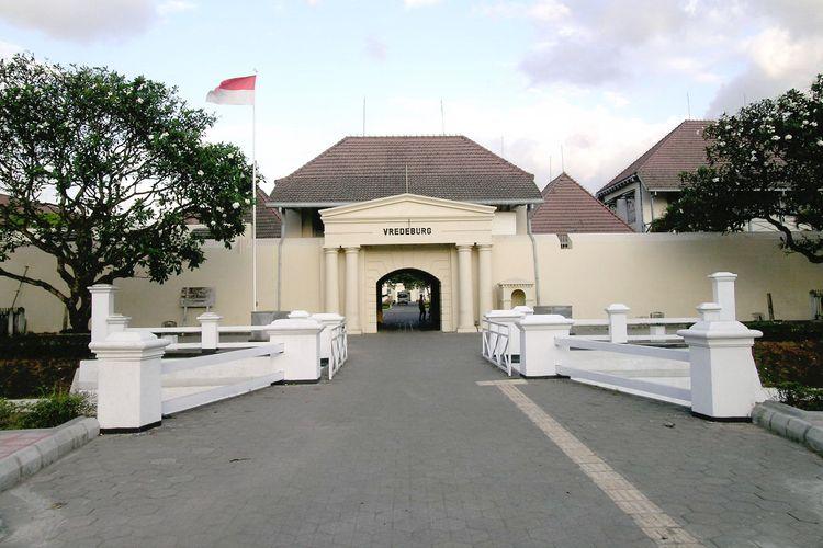 Museum Benteng Vredeburg.