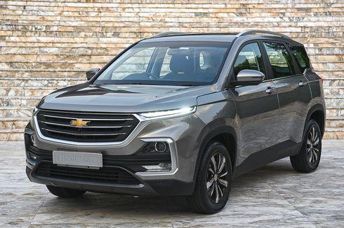 Chevrolet Captiva Terbaru Meluncur di Thailand, Bagaimana Indonesia?