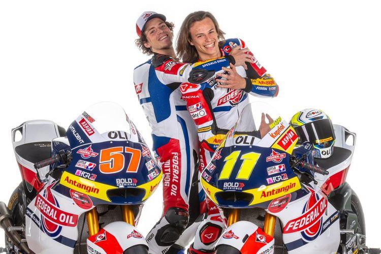 Federal Oil Gresini Racing Moto2