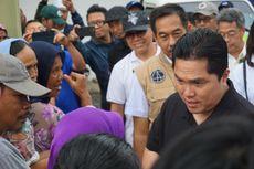 Ulang Tahun, Erick Thohir Dapat Ucapan dari Pesepakbola Internasional
