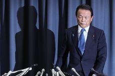 Terlibat Skandal, Menkeu Jepang Kembalikan 12 Bulan Gajinya