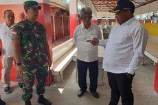 Rekonstruksi Bangunan di Wamena Akan Libatkan Kontraktor Lokal