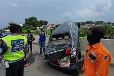 Human Error, Jadi Penyebab Utama Kecelakaan di Jalan Tol