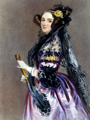 Ada Lovelace. (The Board of Trustees of the Science Museum)